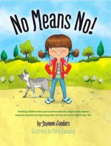 no means no book