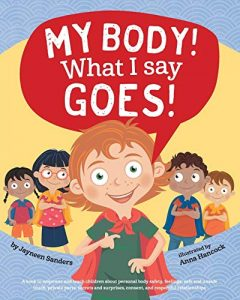 my body what i say goes book